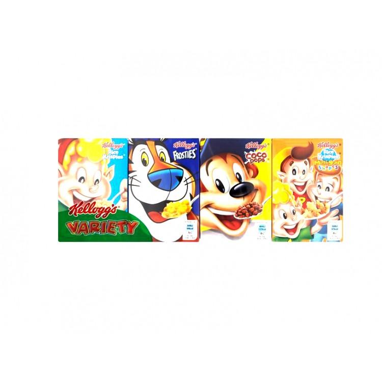 Kelloggs Variety 8pk Cereal