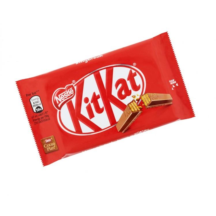 Nestle Kit Kat 4 Finger 41.5g