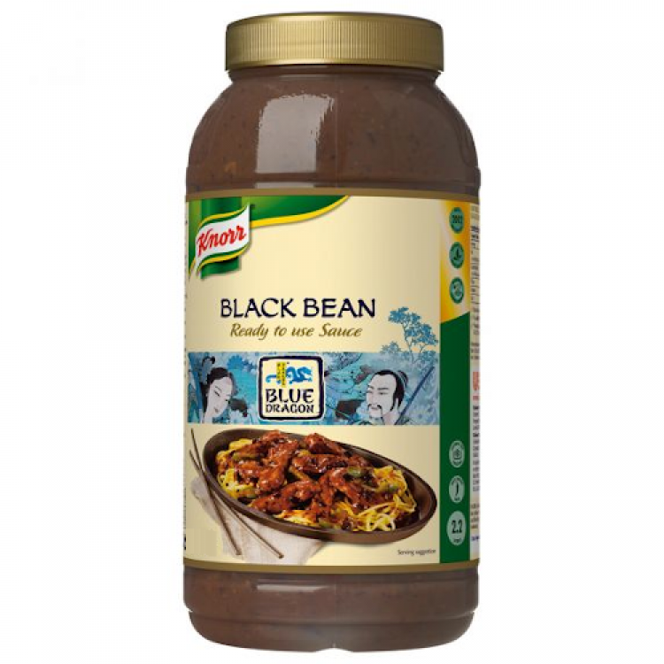 Knorr Black Bean Sauce Jar 1.1l