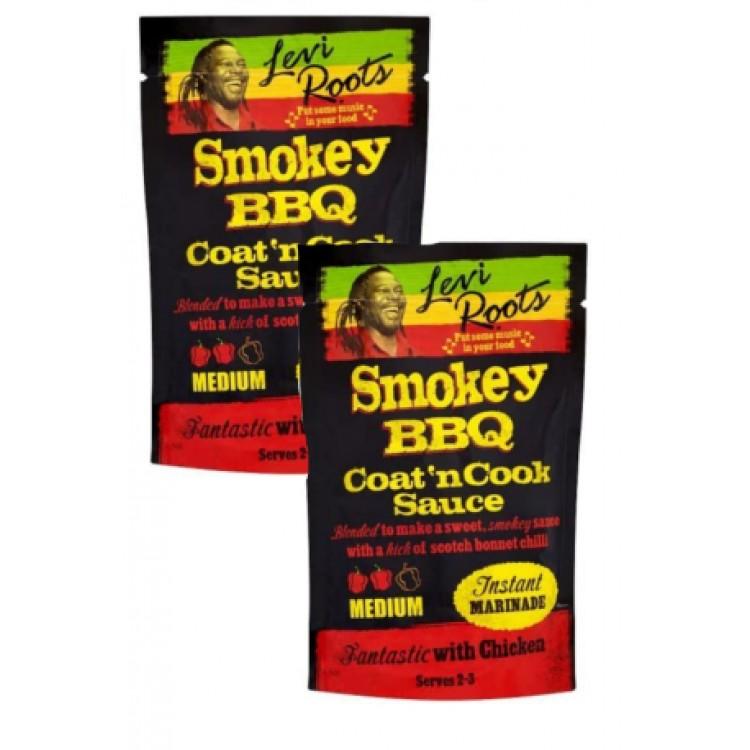 Levi Roots Smokey BBQ Marinade Sachet 120g - 2 For £1