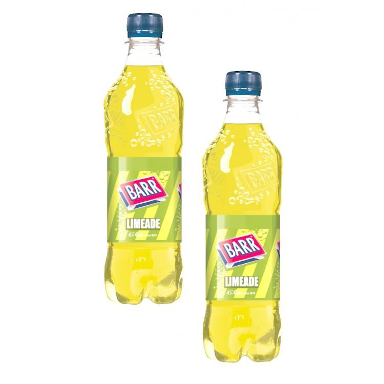 Barr Limeade 500ml - 2 For £1