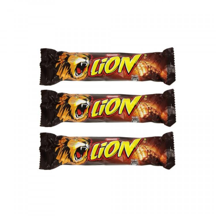 Nestle lion Bars 42g - 3 For £1