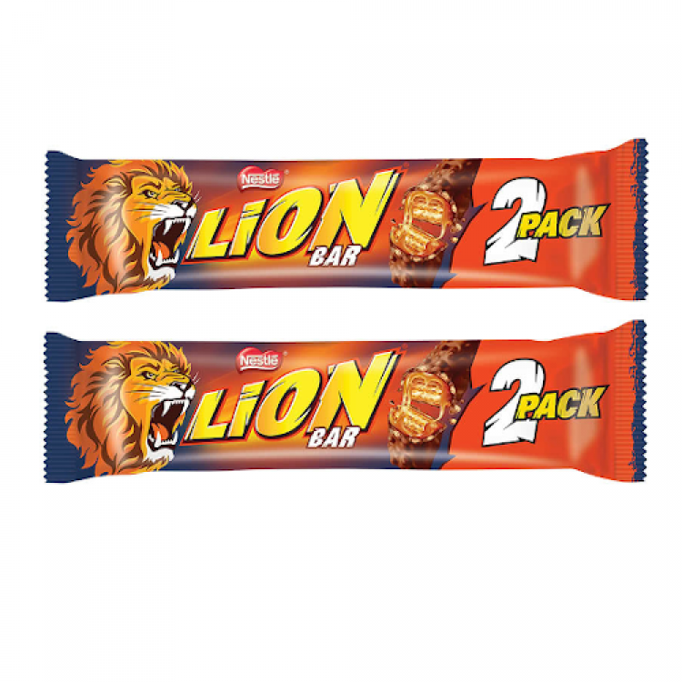 Nestle Lion Bar Duo 2x30g - 2 For £1