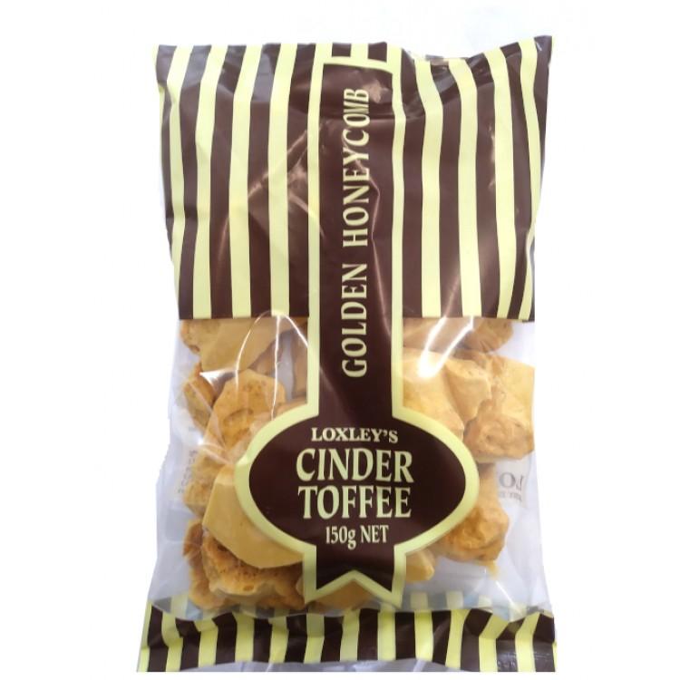 Cinder Toffee 150g Bag