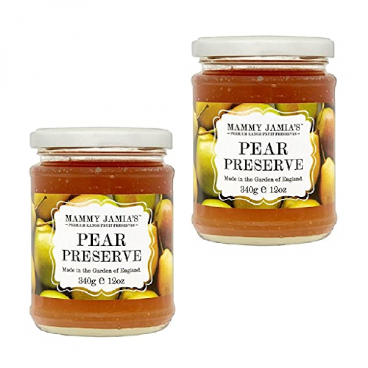 Mammy Preserved Pears 340g - 2 For £1
