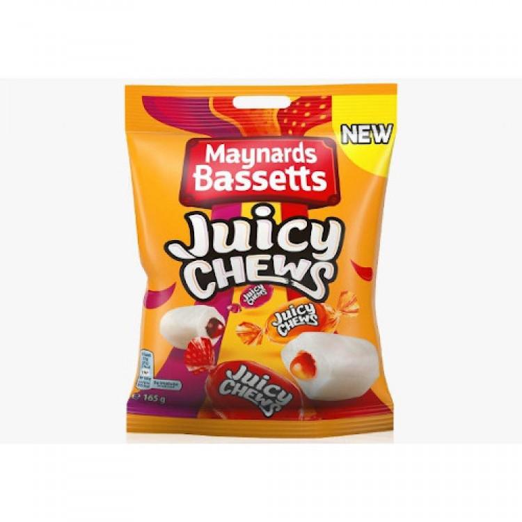 Maynards Bassetts Juicy Chews 165g