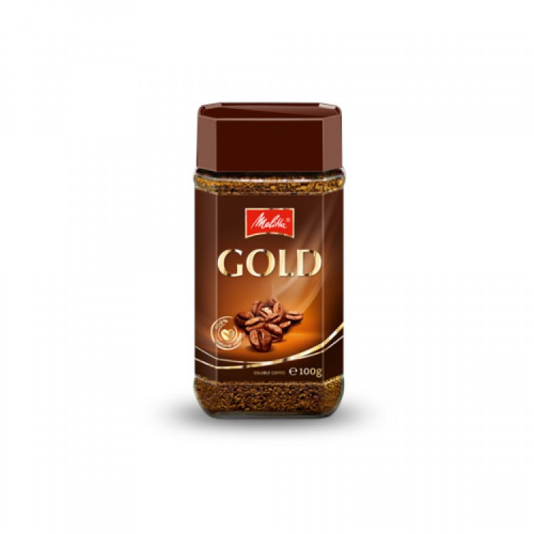 Melitta Gold Instant Coffee 100g