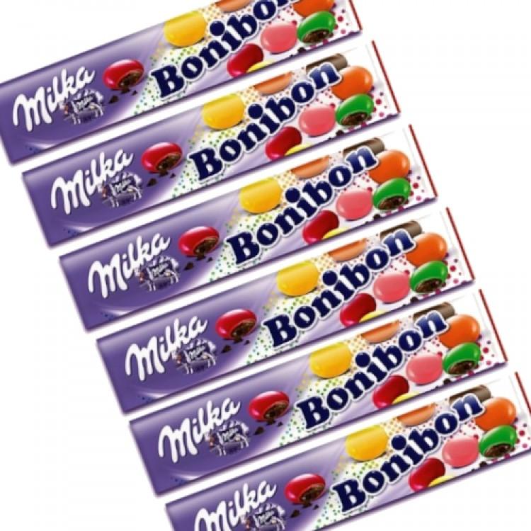 Milka Bonibon (Smarties) 3pk - 2 For £1
