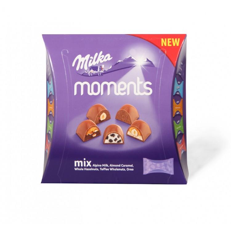 Milka Moments Mix 97g
