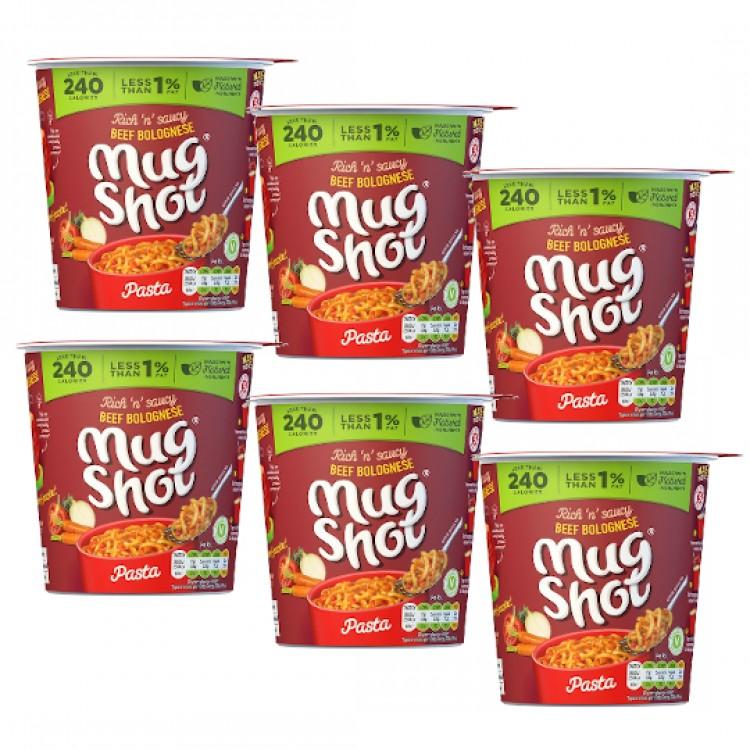 Mug Shots Beef Bolognese x 6 CASE PRICE