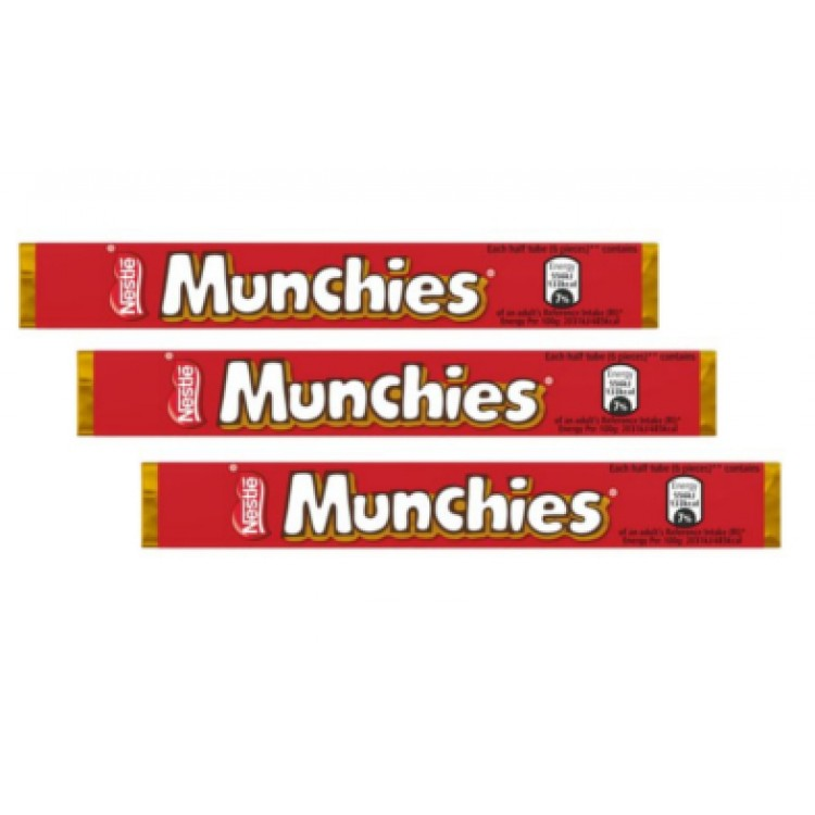 Nestle Munchies Chocolate 52g pack - 3 For £1