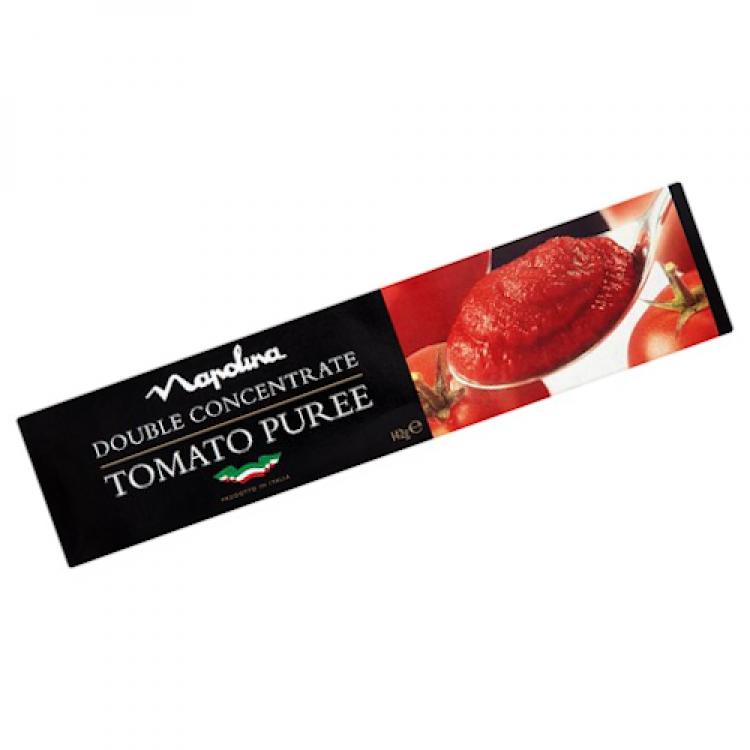 Napolina Tomato Puree Tube 200g