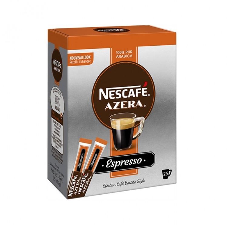 Nescafe Azera Espresso Intenso 25 Sachets