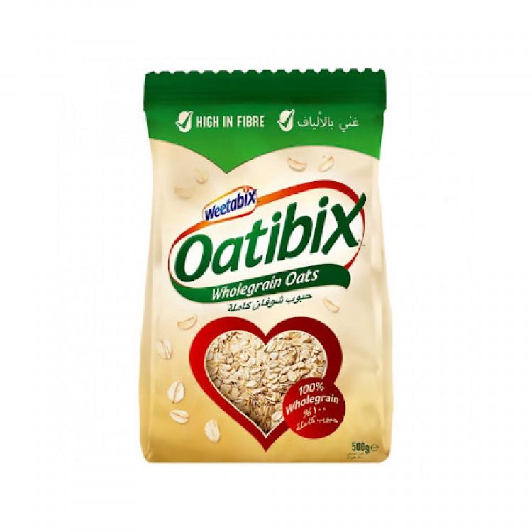 Weetabix Oatbix Wholegrain Oats 500g