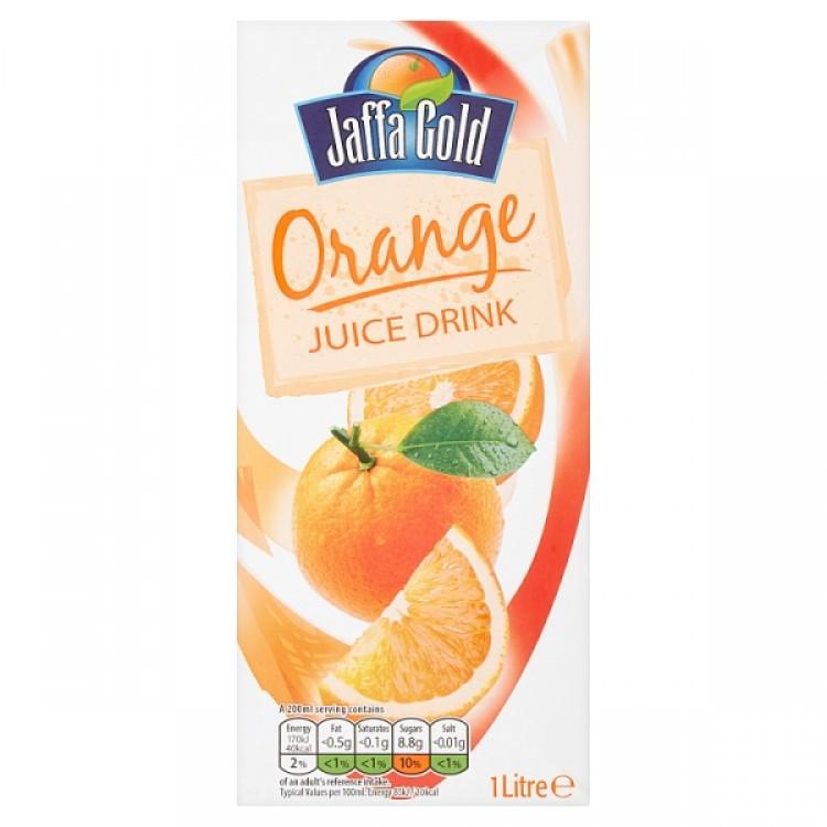 Jaffa Gold Orange Juice Drink 1litre