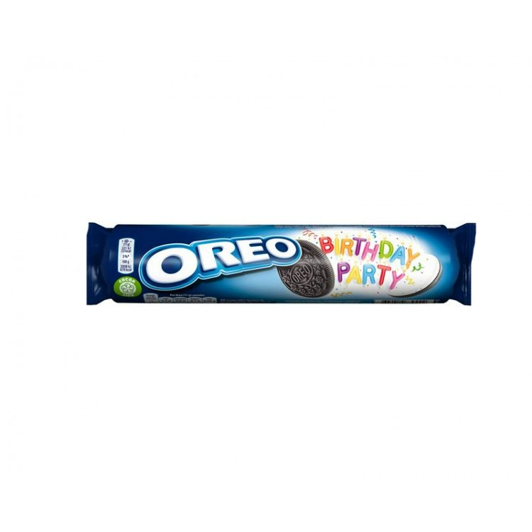 Oreo Birthday Party Biscuits 154g