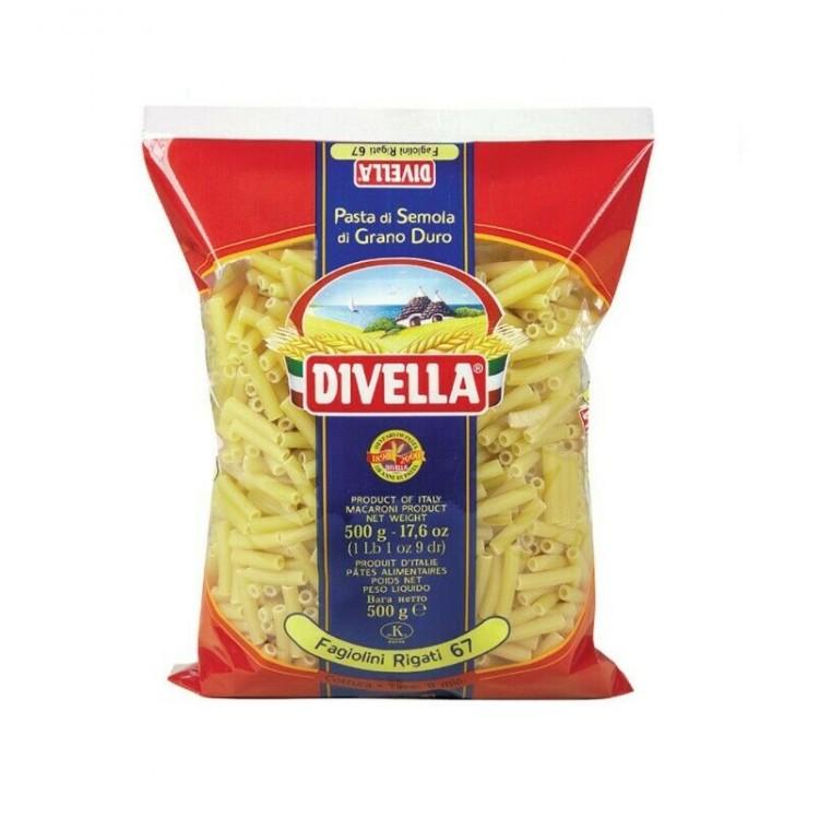 Divella Pasta Fagiolini Rigati 67 - 500g