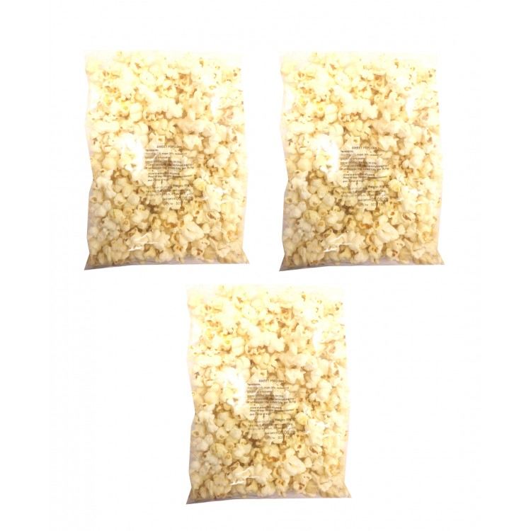 Sweet Popcorn 50g Bags - 3 For £1