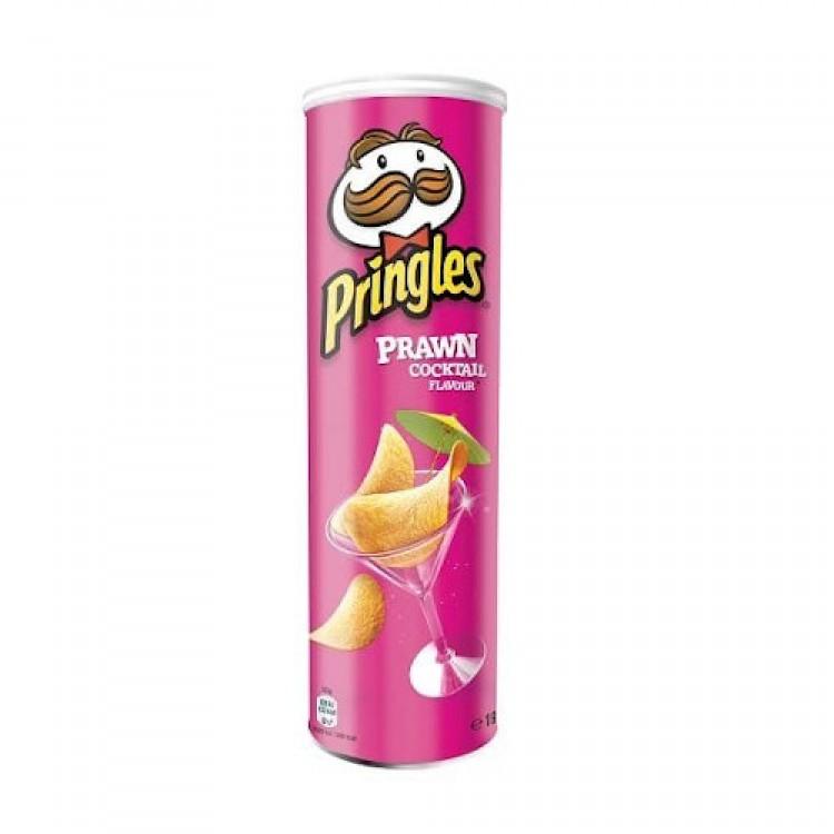 Pringles Prawn Cocktail Flavour 165g