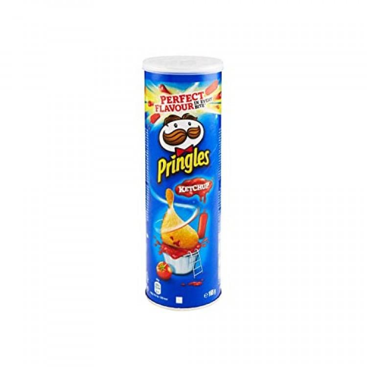 Pringles Ketchup 165g