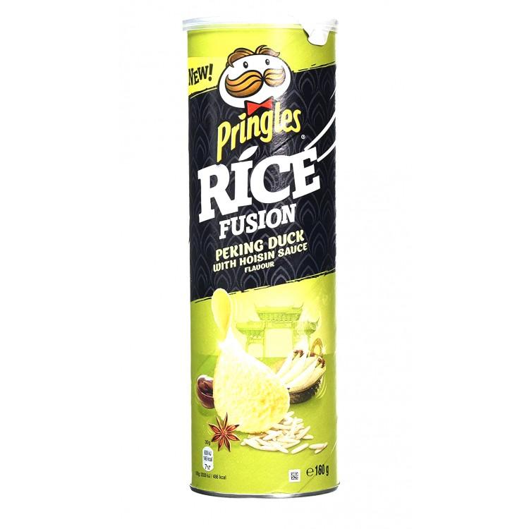 Peking Duck Rice Fusion Pringles 160g