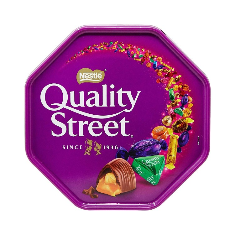 Nestle Quality Street 650g Tub