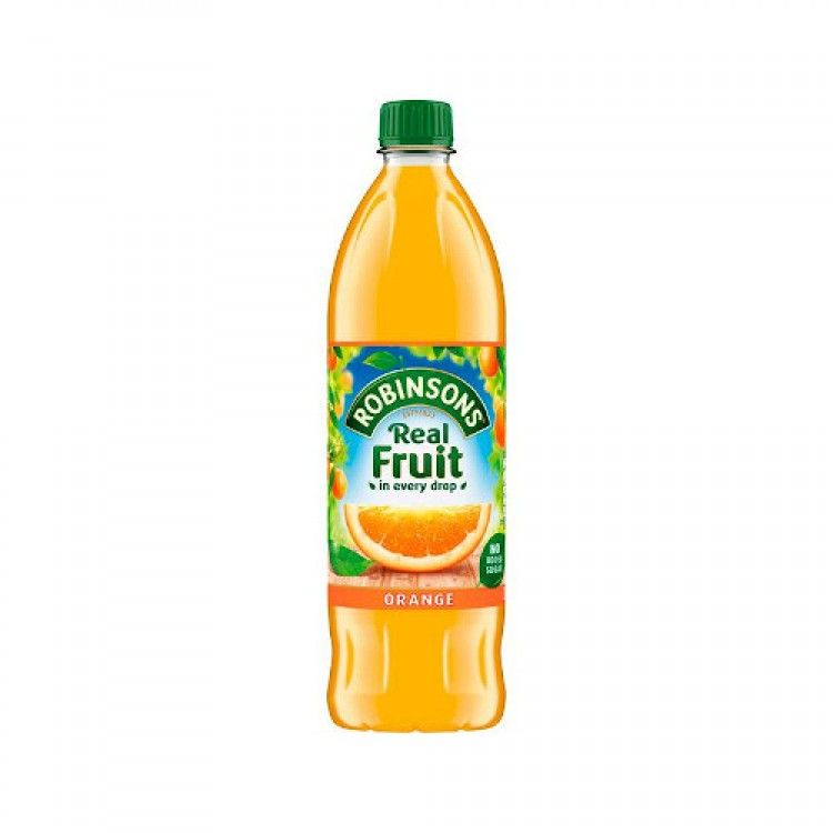 Robinsons Real Fruit Orange Cordial 1L