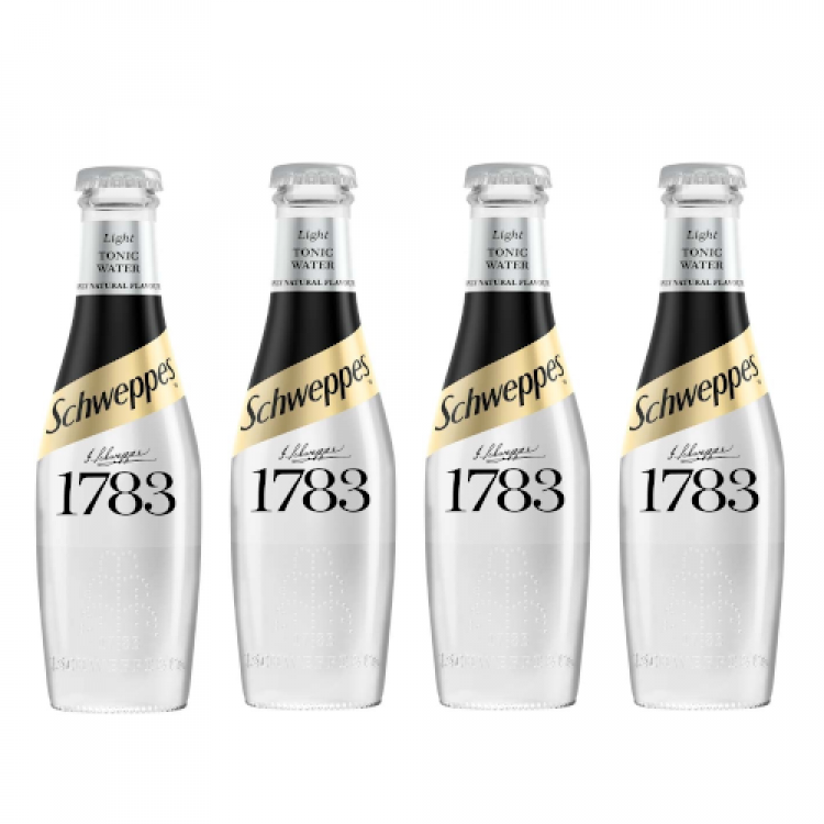 Schweppes Tonic Water 200ml - 4 For £1