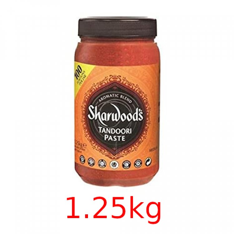 Sharwoods Tandoori Paste Caterpack 1.25kg