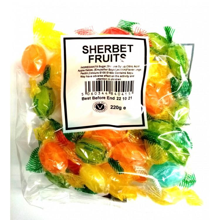 Sherbert Fruits 220g