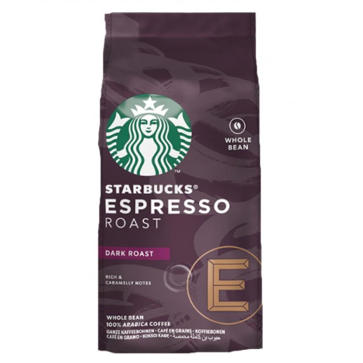 Starbuck Dark Roast Whole beans Coffee 200g