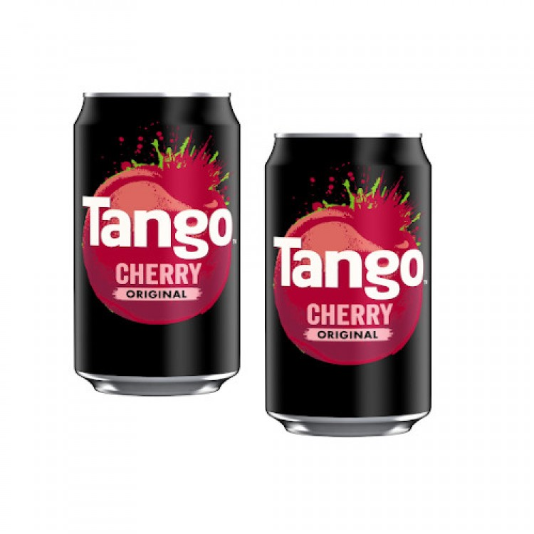 Tango Cherry Original 330ml - 2 For £1