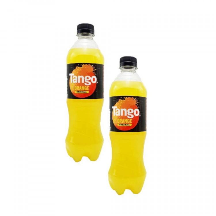Tango Orange Original 500ml - 2 For £1