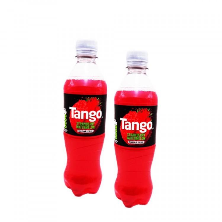 Tango Strawberry Watermelon Sugar Free 500ml - 2 For £1