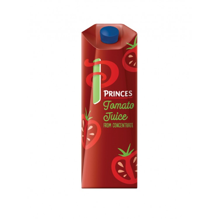 Princes Tomato Juice from Concentrate 1-Litre