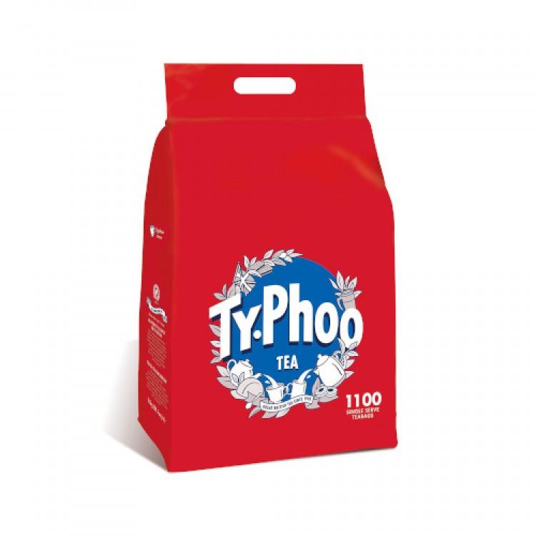 Typhoo Tea Bags 1100s 2.5kg