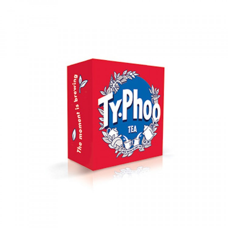Typhoo Tea Teabags 160s