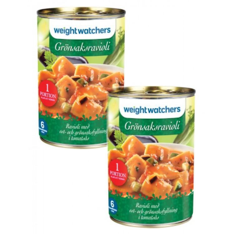 Weight Watchers Ravioli 400g 2 for £1